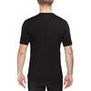 Aclima Lightwool Classic T-Shirt Men jet black